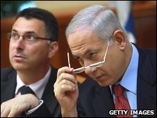Benjamin Netanyahu (Right)