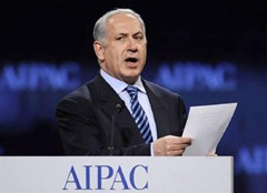 Netanyahu at AIPAC-2010