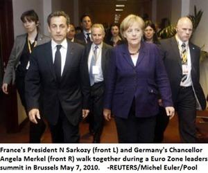 Euro Zone leaders summit in Brussels