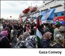 Gaza convoy