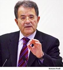 Romano Prodi, former Italian PM
