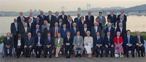 G20 meeting in Busan June 5, 2010.