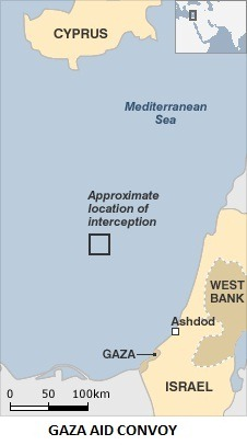 GAZA AID CONVOY