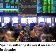 Worst recession