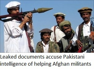 Helping Afghan militants