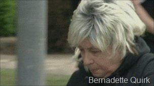 Bernadette Quirk