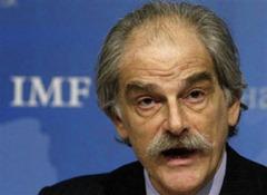 John Lipsky, IMF 1st Dep Director