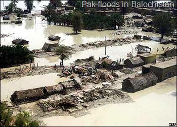 Pak floods in Balochistan