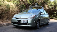 Google manless car