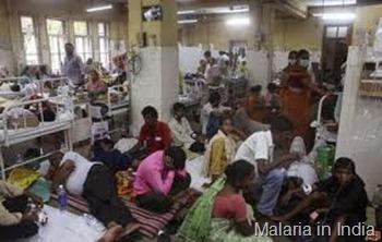 Malaria India