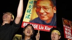Nobel peace for Liu Xiaobo