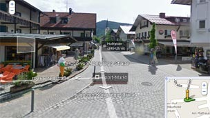 Bavaria street view
