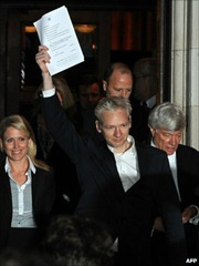 Assange bailed