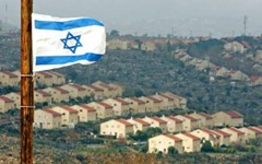 Israeli settleents in West Bank