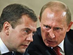 Medvedev & Putin
