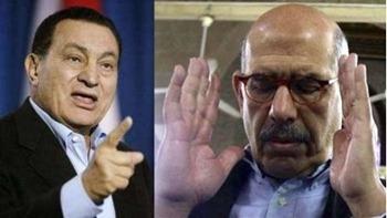 Mubarak Baradei